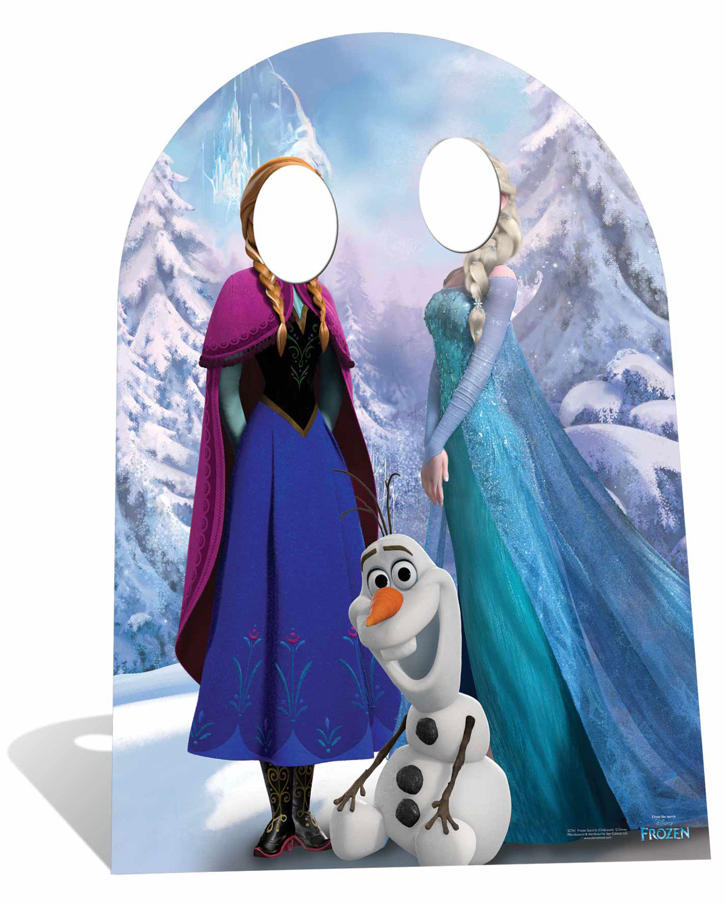 Cardboard cutouts have traditionally lined shop windows and the cinema ...