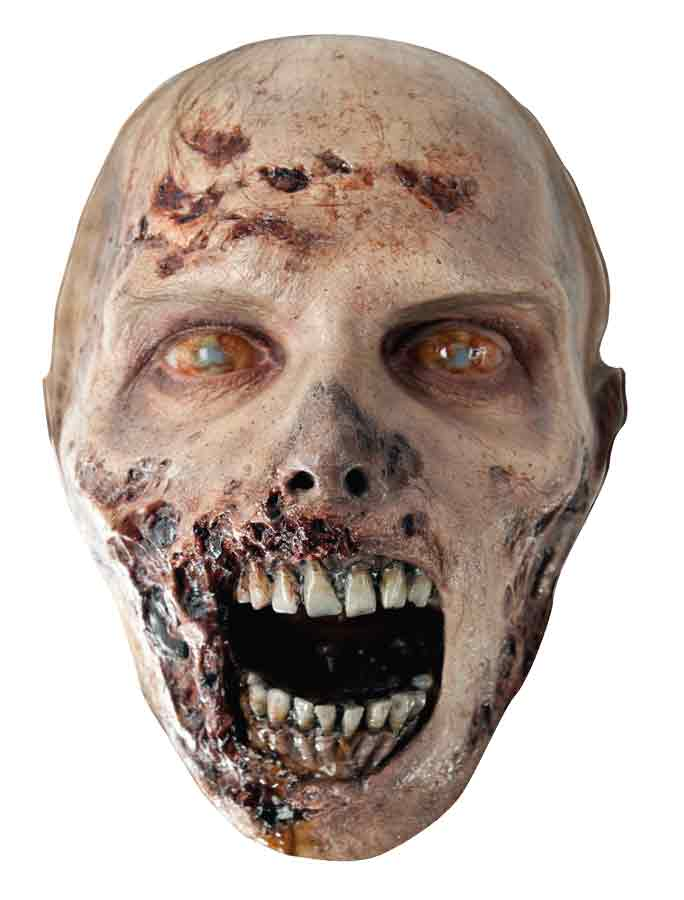 Latex Face Paint Zombie