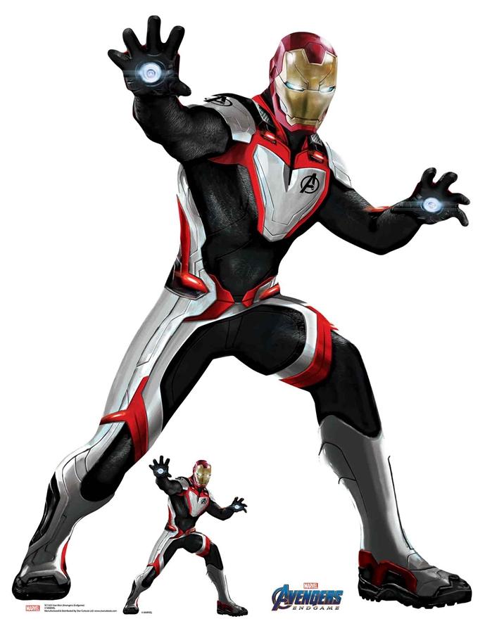 Spielzeug Ironman Quantum Suit Avengers Endgame Custom Mini Figures Version 2 Triadecont Com Br